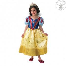 Sněhurka - kostým Snow White Glitter - licenční kostým D