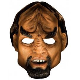 Worf DLX Latex Maske - licence D