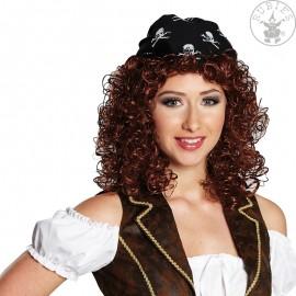 Pirátka - paruka D