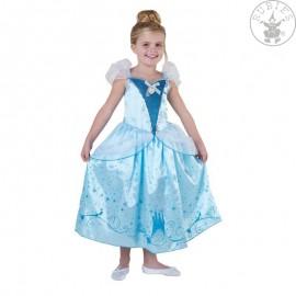 Kostým Popelky - Cinderella Royale - licenční kostým D