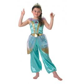 Kostým Jasmine s diademem - licenční kostým D