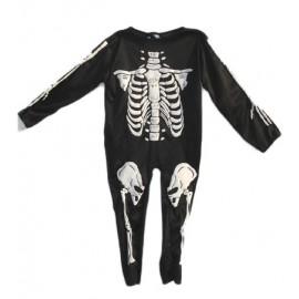 Skeleton -dětský kostým