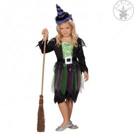 Zauberhexe - kostým na karneval D