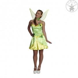 Adult Tinkerbell - ZVONILKA - kostým D