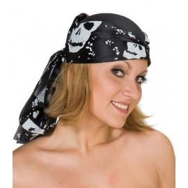 Pirát šátek s filcovou vložkou vel. 56 - 57 D
