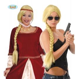 Paruka LARA blond