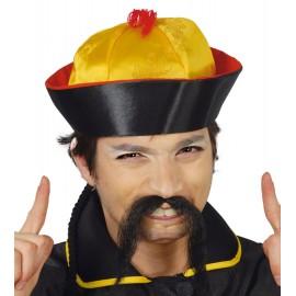 Čínský klobouček D