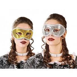 Maska flitrová D