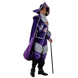 Deth in Venice - kostým mušketýrský