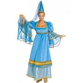 Princezna modrá - kostým
