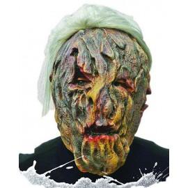 Maska latexová s vlasy Monstrum D