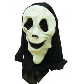 Maska vřískot s kapucí D