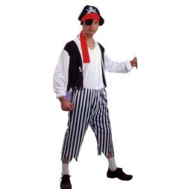 Pirátský kostým vel. 48 - 50