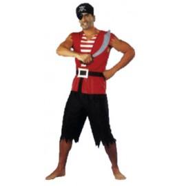 Pirátský kostým vel. 48
