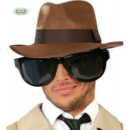 Velké černé brýle - detektiv D