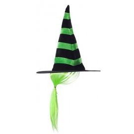 Čaodějnický se zelenými vlasy D