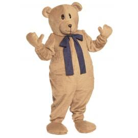 Medvěd - maskot