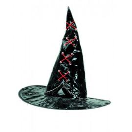 Čarodějnický s červeným prošíváním D