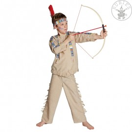 Indián - dětský kostým D