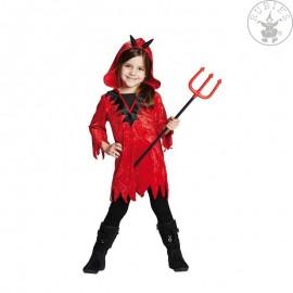Ďáblice - dětský kostým D