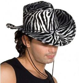 Kovboj zebra stříbrná D