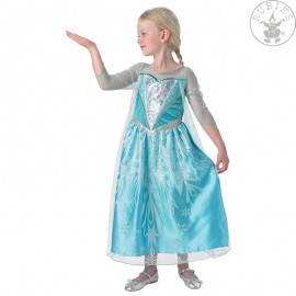 Elsa Premium Dress Frozen Child D