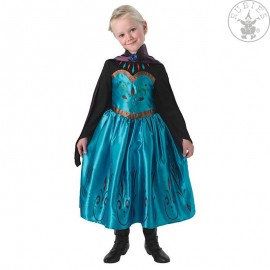Elsa Coronation Dress Frozen Child - korunovační kostým x