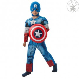 Captain America Deluxe Child D