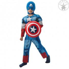 Captain America Deluxe Child D