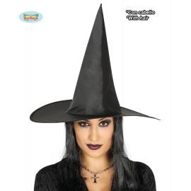 Klobouk čarodějnický s vlasy
