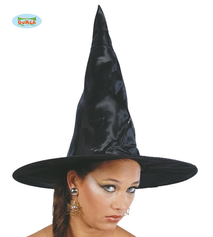 1d713299458 Čarodějnický klobouk černý