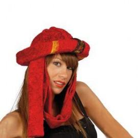 Dámský klobouk Venecia se závojem