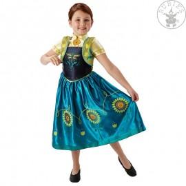 Anna Fever Dress Frozen Child x