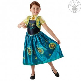 Anna Fever Dress Frozen Child x