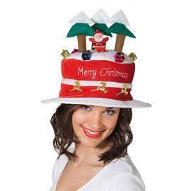 Vánoční klobouk D
