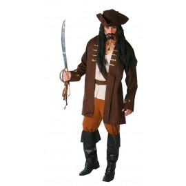 Pirátský kapitán - kostým