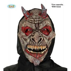 Maska satana s rohy D