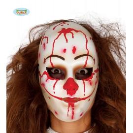 Maska klauna - halloween