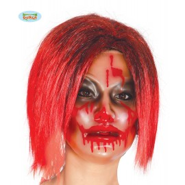 Maska průhledná - žena