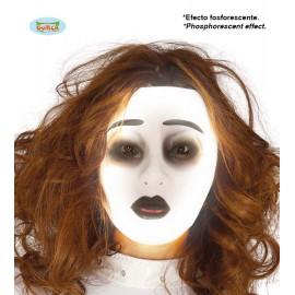 Fluoreskující maska ducha - ONA