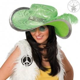 Dámský Hippie zelený D