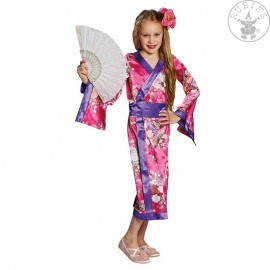 Geischa - dětský kostým D