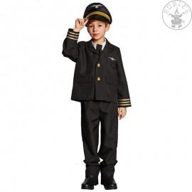 Pilot - dětský kostým D
