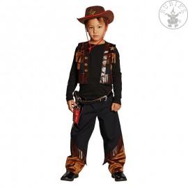 Dětský kostým kovboje
