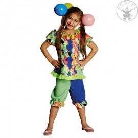 Klaun dívčí kostým D