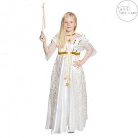 Anděl - dětský kostým s křídly D