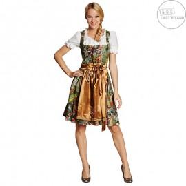 Dirndl - tradiční kostým D