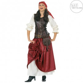Deluxe pirate lady D