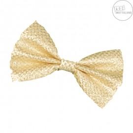Pánský motýlek zlatý D