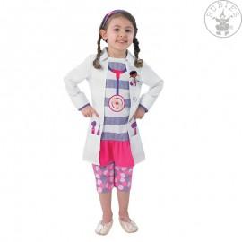 Doc Mc Stuffin - dětský kostýmek x